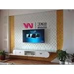 墙贴|墙艺|隔断|3D背景墙|环保节能装饰材料招商