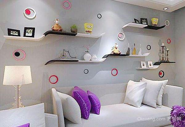 卧室墙壁装饰诀窍