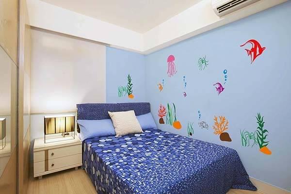 卧室内墙如何做防水