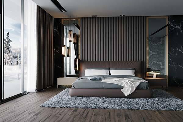 卧室内墙防水用什么材料