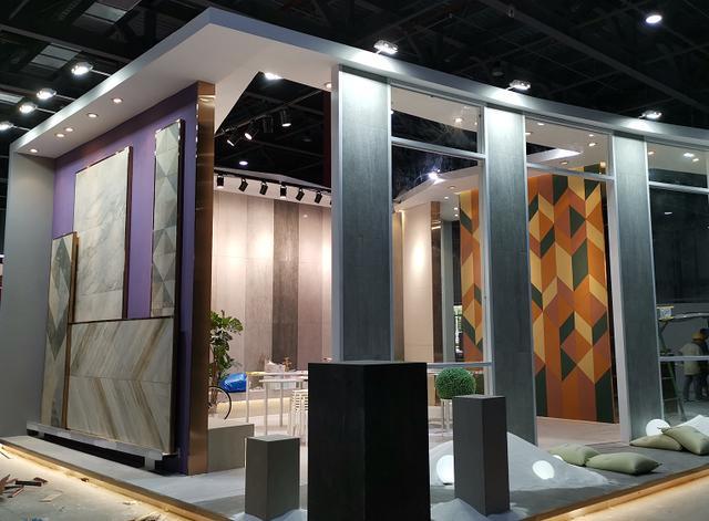 用瓷砖构筑品位餐厅,慕瓷瓷砖将亮相餐饮空间设计展